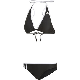 adidas BW 3-Stripes NH Bikini Donna, black/white